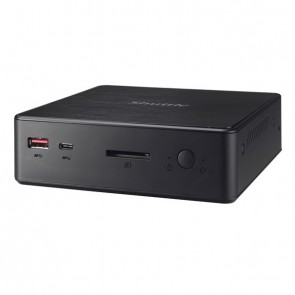 Shuttle Barebone NC10U7 Black (Core i7-8565U)