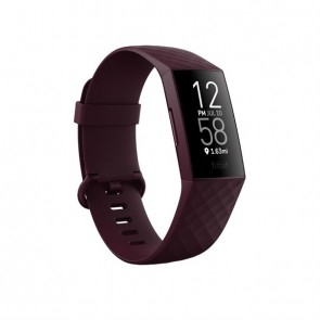 Fitbit Charge 4 OLED Wristband activity tracker purple