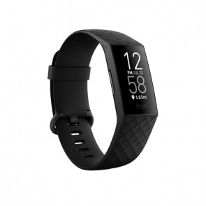 Fitbit Charge 4 OLED Wristband activity tracker black