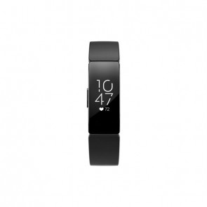 Fitbit Inspire HR Wristband activity tracker black Size S/L
