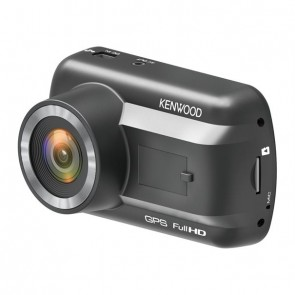 "KENWOOD DRV-A201 Full-HD Dashcam 2.7"" with GPS black"