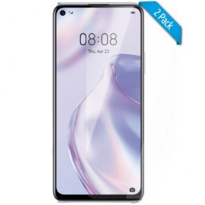 smart engineered 2x3D screen protector for Huawei P40 lite 5G transparent