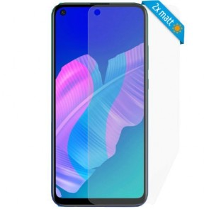 smart engineered 2x3D screen protector for Huawei P40 lite E matte