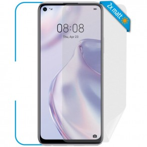 smart engineered 2x3D screen protector for Huawei P40 lite 5G matte
