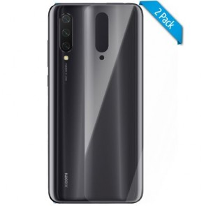 smart engineered 2x3D back protector for Xiaomi Mi 9 lite transparent