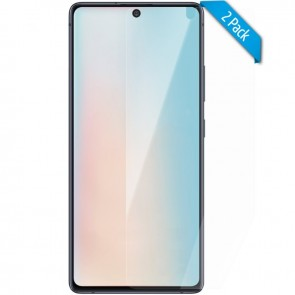 smart engineered 2x3D screen protector for Samsung Galaxy S10 lite transparent