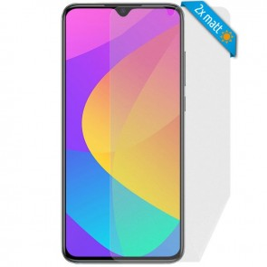 smart engineered 2x3D screen protector for Xiaomi Mi 9 lite matte