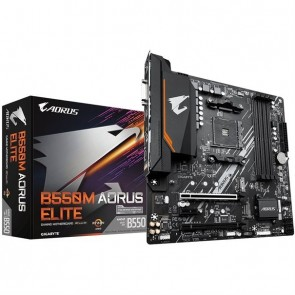 GIGA B550M AORUS ELITE AM4 B550/DDR4/µATX