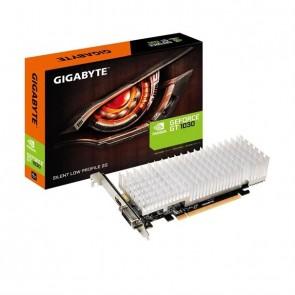 GIGA VGA 2GB GT1030 LP Silent H/DVI Low-Profile, Παθητική ψύξη