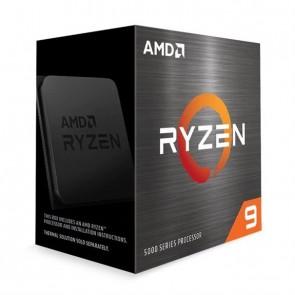 CPU AMD RYZEN 9  5900X / AM4 / WOF / BOX AMD Ryzen 9 5900X (12/24x 3,7 GHz) 64MB Sockel AM4