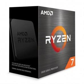 CPU AMD RYZEN 7  5800X / AM4 / WOF / BOX AMD Ryzen 7 5800X (8/16x 3,8 GHz) 32MB Sockel AM4