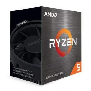 CPU AMD RYZEN 5  5600X / AM4 / BOX AMD Ryzen 5 5600X (6/12x 3,7 GHz) 32MB Sockel AM4