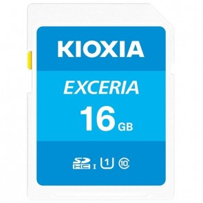 Kioxia SD-Card Exceria   16GB