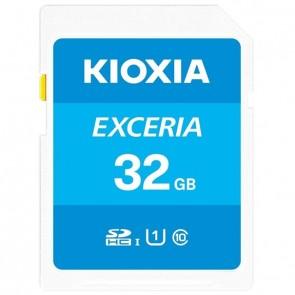 Kioxia SD-Card Exceria   32GB