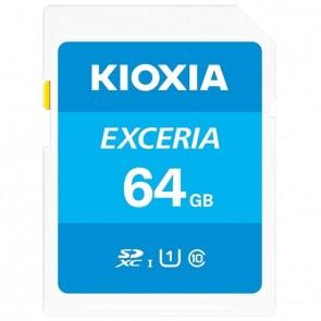 Kioxia SD-Card Exceria   64GB