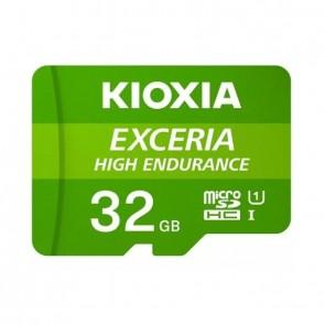 Kioxia microSD-Card Exceria High Endurance   32GB