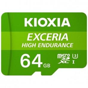 Kioxia microSD-Card Exceria High Endurance   64GB