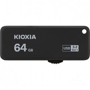 Kioxia USB3.0 Stick TransMemory U365 black   64GB