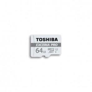 Toshiba microSD-Card EXCERIA PRO R95 64GB Silver