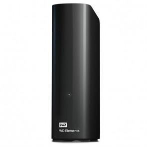 "WD HDex 3.5"" USB3 10TB Elements Desktop black"