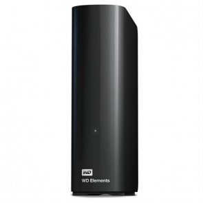 "WD HDex 3.5"" USB3 6TB Elements Desktop black"