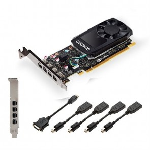 PNY 4GB Quadro P1000V2 4xmDP=>DP Retail