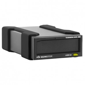 Tandberg RDX 2 TB USB3+ KIT extern black