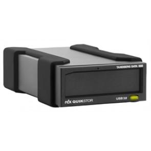 Tandberg RDX 4 TB USB3+ KIT extern black