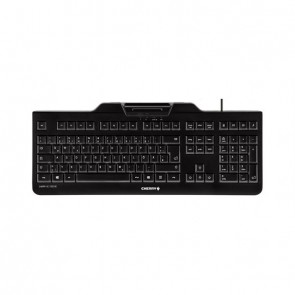 Cherry Keyboard KC 1000 SC-Z Smartcard [DE] black