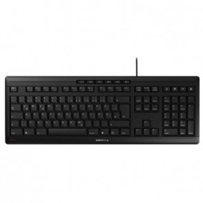 Cherry Keyboard STREAM [CH] black