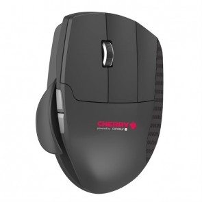 Cherry Mouse UNIMOUSE dark grey Wireless Ergonomic Mouse, ADJUSTABLE ERGO MOUSE