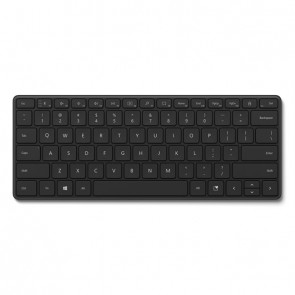 Microsoft Designer Compact Keyboard [DE] black BT