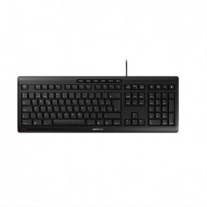 Cherry Keyboard STREAM [ES] black +++
