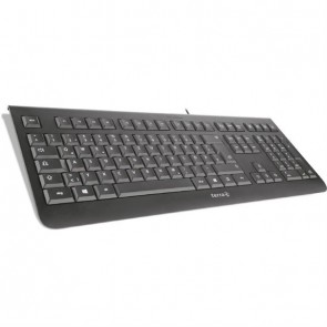 TERRA Keyboard 1000 Corded [CH] USB black