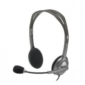 Logitech Headset H111 2.0 Klinke