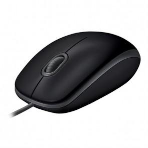 Logitech Mouse B110 SILENT Black