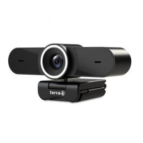TERRA Webcam Pro 4K incl. Kameraabdeckung