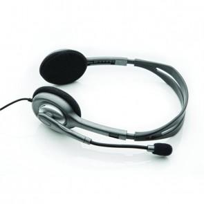 Logitech Headset H110 2.0 2xKlinke