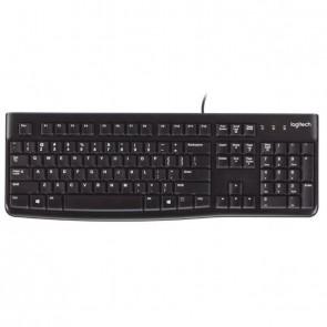 Logitech Keyboard K120 for Business [ES] black