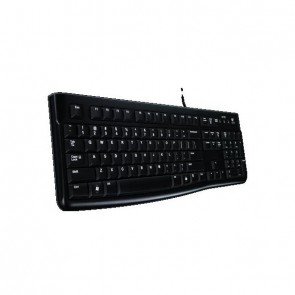 Logitech Keyboard K120 for Business [UK] black