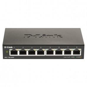 D-Link Switch DGS-1100-08V2 8xGBit Managed