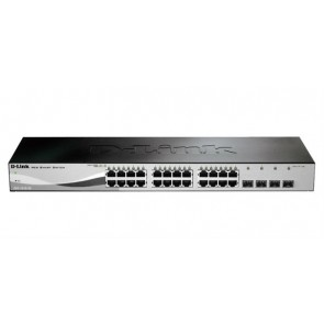 "D-Link Switch DGS-1210-28 24xGBit/4xSFP 19"" Manag."