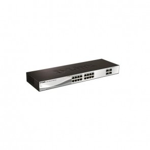 """D-Link Switch DGS-1210-20 16xGBit/4xSFP 19"""" Managed"""