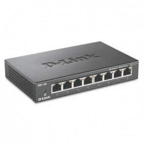 D-Link Switch DGS-108 8xGBit