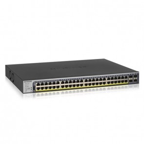 Netgear 52Port Switch 10/100/1000 GS 752TPv2