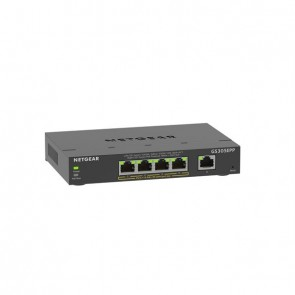 Netgear 5Port Switch 10/100/1000 GS305EPP