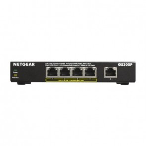 Netgear 5Port Switch 10/100/1000 GS305P