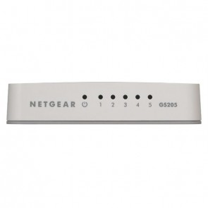 Netgear 5Port Switch 10/100/1000 GS205