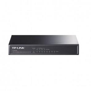 TP-LINK Switch TL-SF1008P 8x 10/100MBit Unman. PoE