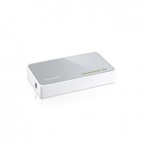 TP-LINK Switch TL-SF1008D 8x 10/100MBit Unmanaged